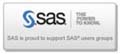 SAS is proud to support SAS users groups